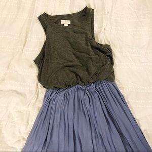 Duet Midi Dress - Loft